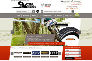 Cycle Tyres Direct e commerce