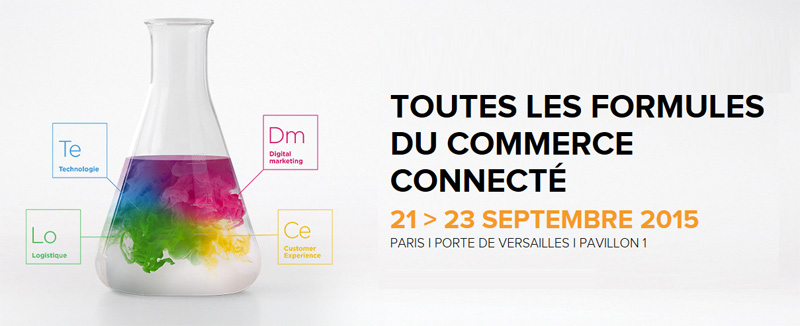 Dedi au salon e-commerce Paris 2015