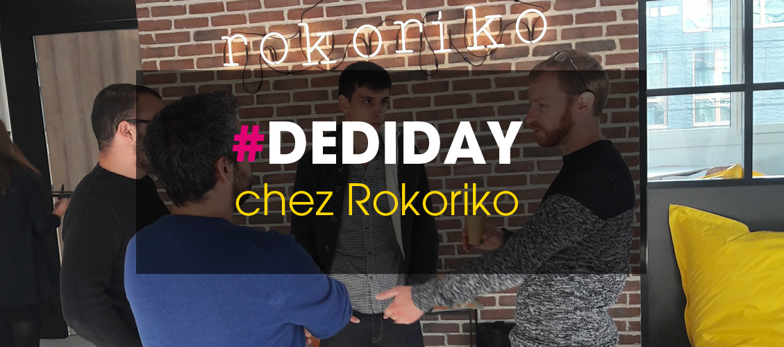 #DEDIDAY : la journée R&D de Dedi agency !