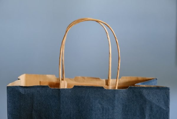 marketing relationnel shopping bag