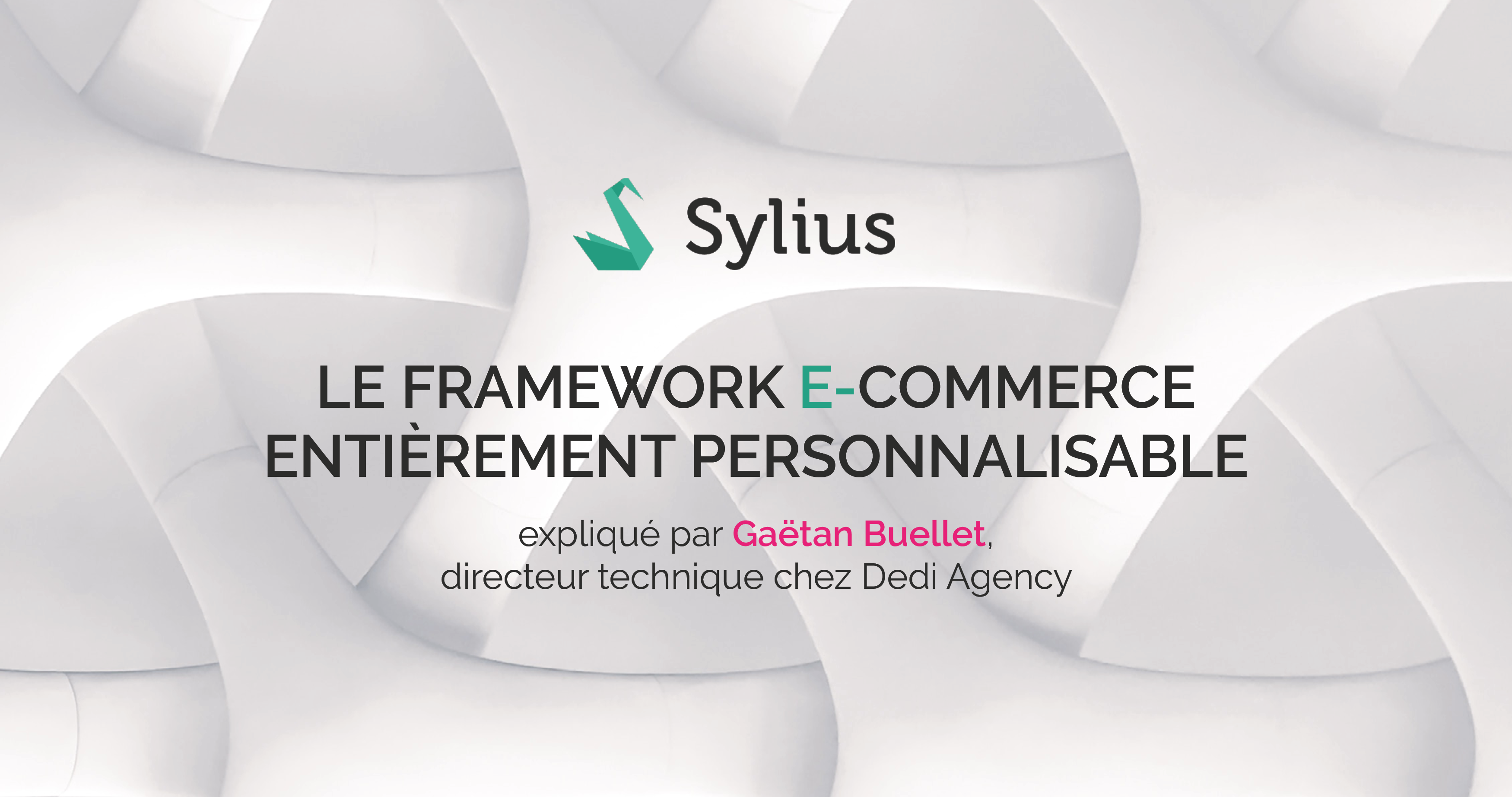 Sylius framework personnalisable