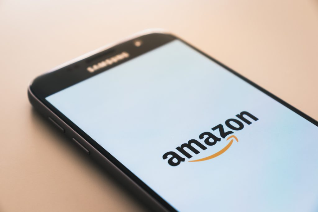 smartphone amazon logo