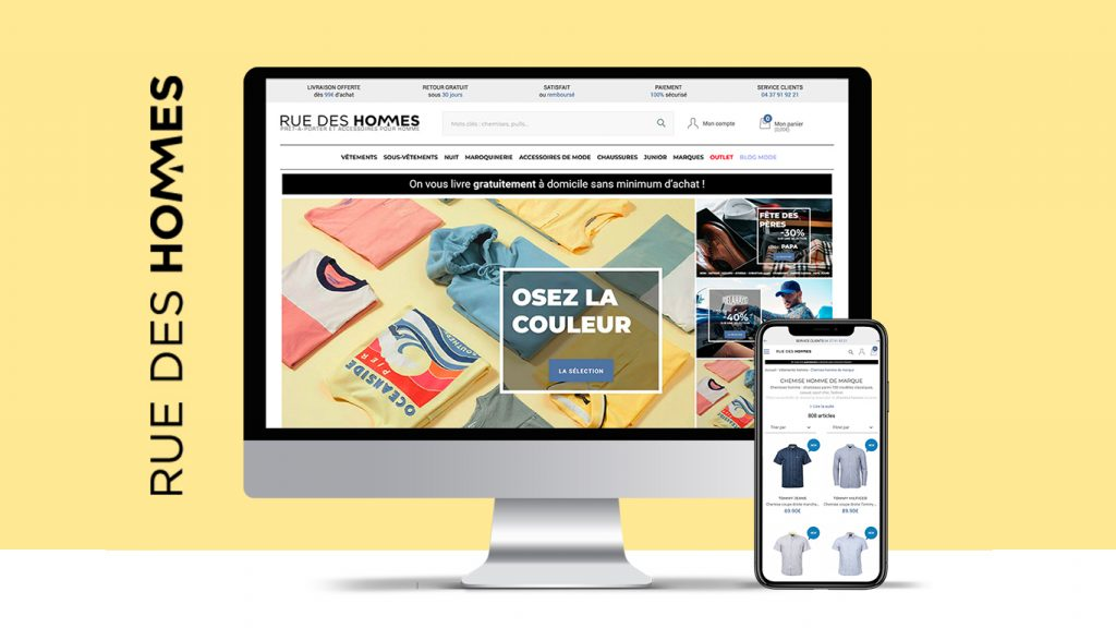refonte ecommerce